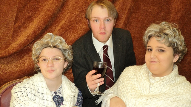 Arsenic & Old Lace presented by Majestic Theatre